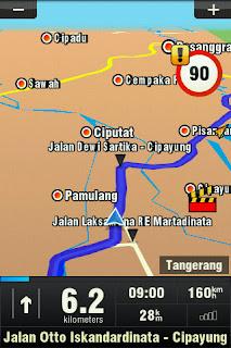 GPS Nexian Journey