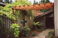 Eureka shade garden