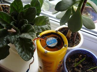 Кондиционер для растений. Мастер-класс