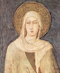 Santa Clara de Assis (1194-1253)