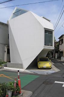 modern small corner home design