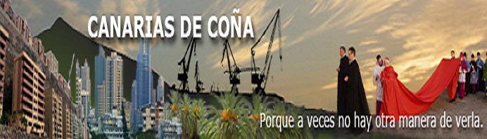 CANARIAS DE COÑA