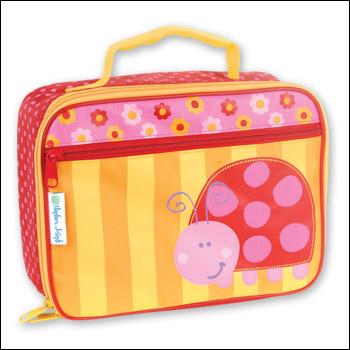[SJ+Ladybug+Lunch+Bag]