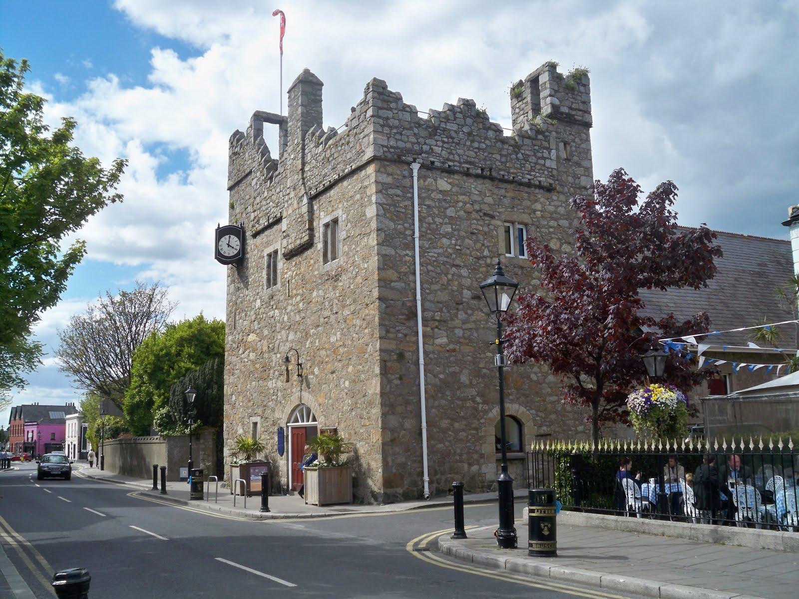 Dublin Sketchers Group: Dalkey Castle - Sunday 13th Nov. 2pm