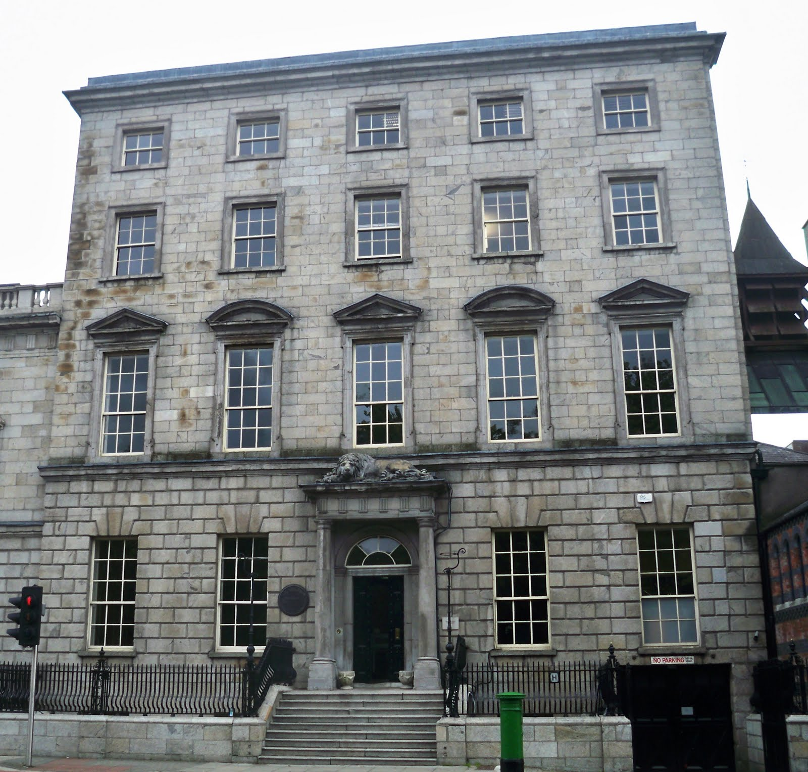 College university university college dublin newman house for Classic house green street dublin 7