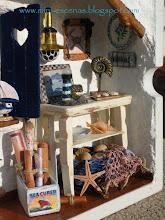 Escena Mediterránea - Nautical Roombox