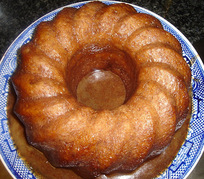 Recipe cinnamon roll bundt