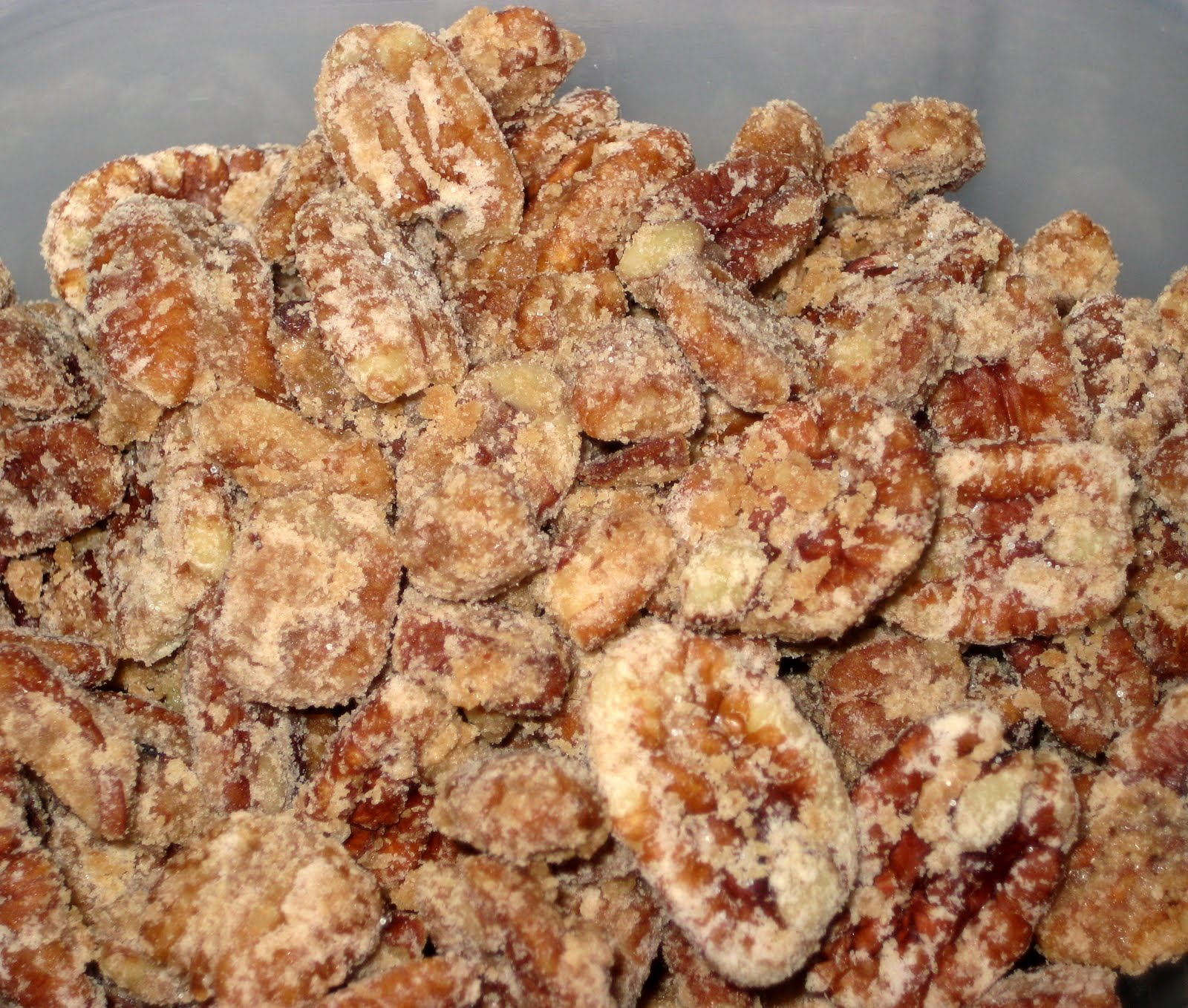 Cinnamon Sugared Pecans {Candied Pecans} - Cooking Classy