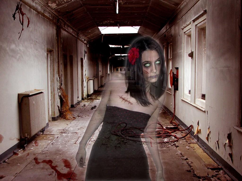 Real Ghost Wallpapper: Danger Ghost