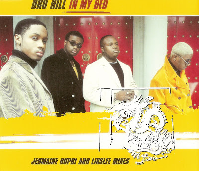 Dru Hill - In My Bed (CDM) (1997)