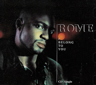 Rome - I Belong To You (CDS) (1997)