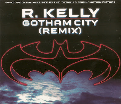 R. Kelly - Gotham City (Remix) (CDS) (1997)
