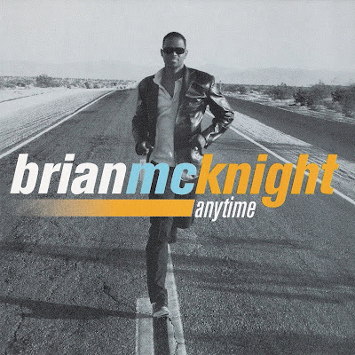 Cover Album of Brian McKnight - Anytime (1998)