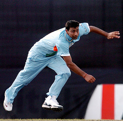 praveen kumar wallpapersIndian Cricket Team Wallpapers 2009