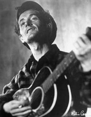 woody guthrie and the great american folksong