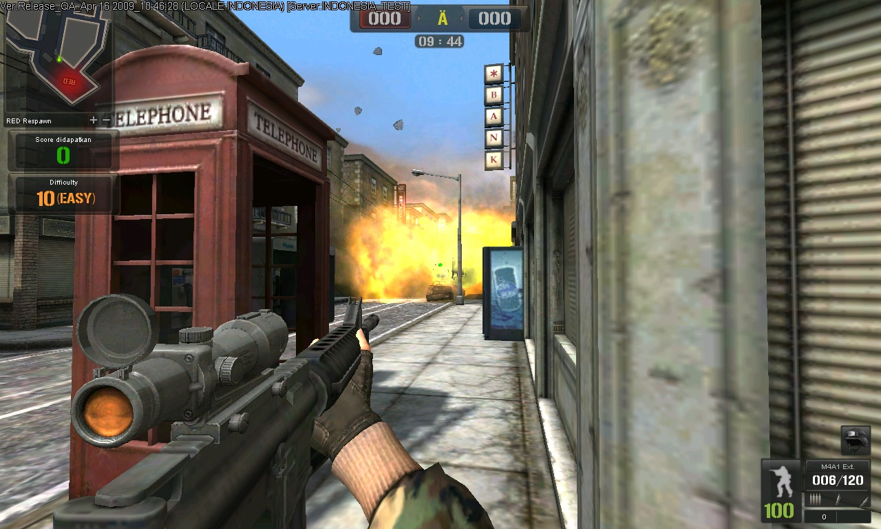 online games point blank