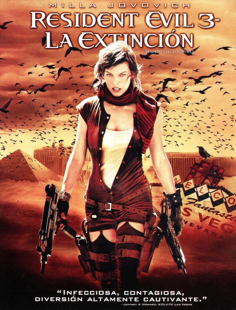 Resident Evil [Todo]