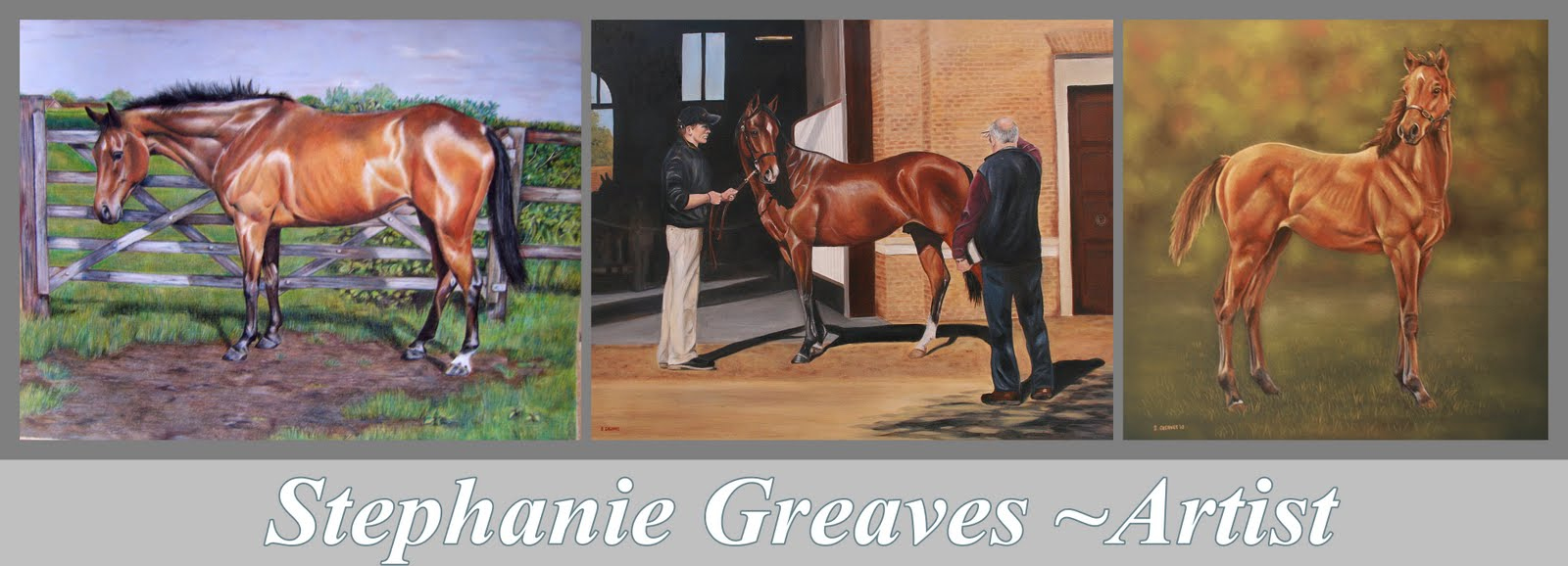 Stephanie Greaves, Artist