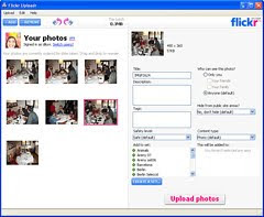 Flickr Uploadr download besplatni programi slike