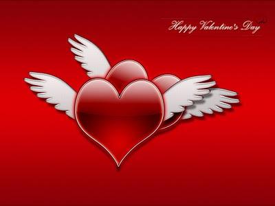 Happy Valentines Day - besplatna e-card čestitka za Valentinovo