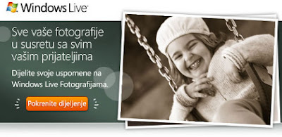 Windows Live Fotografije slike