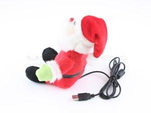 USB Santa Claus Cam - USB web kamera