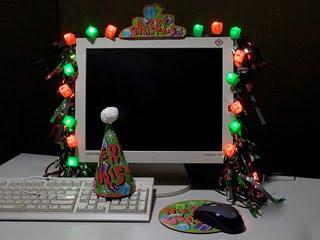 USB Božićni dekoracijski pribor za računala
