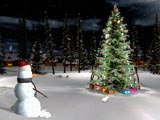 Besplatni download Christmas Eve 3D Screensaver