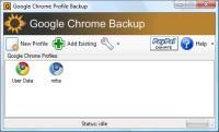Download besplatno Google Chrome Backup