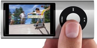 Apple iPod Camera Video