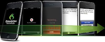 Dragon Dictation iPhone besplatne aplikacije download iTunes
