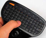 Lenovo Multimedia Remote with Keyboard model 57Y6336 - daljinski upravljač s tipkovnicom