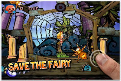 Igra Cocoto Magic Circus 1.0 za iPhone i iPod Touch