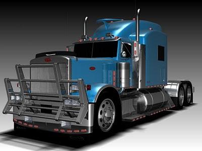 download besplatne 3D slike pozadine kamion
