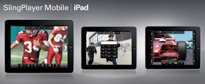 download SlingPlayer Mobile aplikacija za iPad