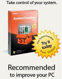 besplatni download programi Uniblue SystemTweaker 2011