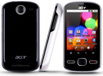Mobilni telefon Acer beTouch E140