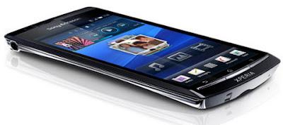 Sony Ericsson Xperia Arc mobilni telefon