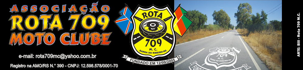 ROTA 709 MOTO CLUBE BLOG SITE - BARRA DO RIBEIRO/RS - MOTO ENCONTRO: BARRA MOTO FEST