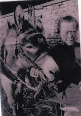La Mère Poliche et son âne