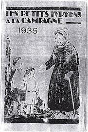 Couverture de la revue de 1935