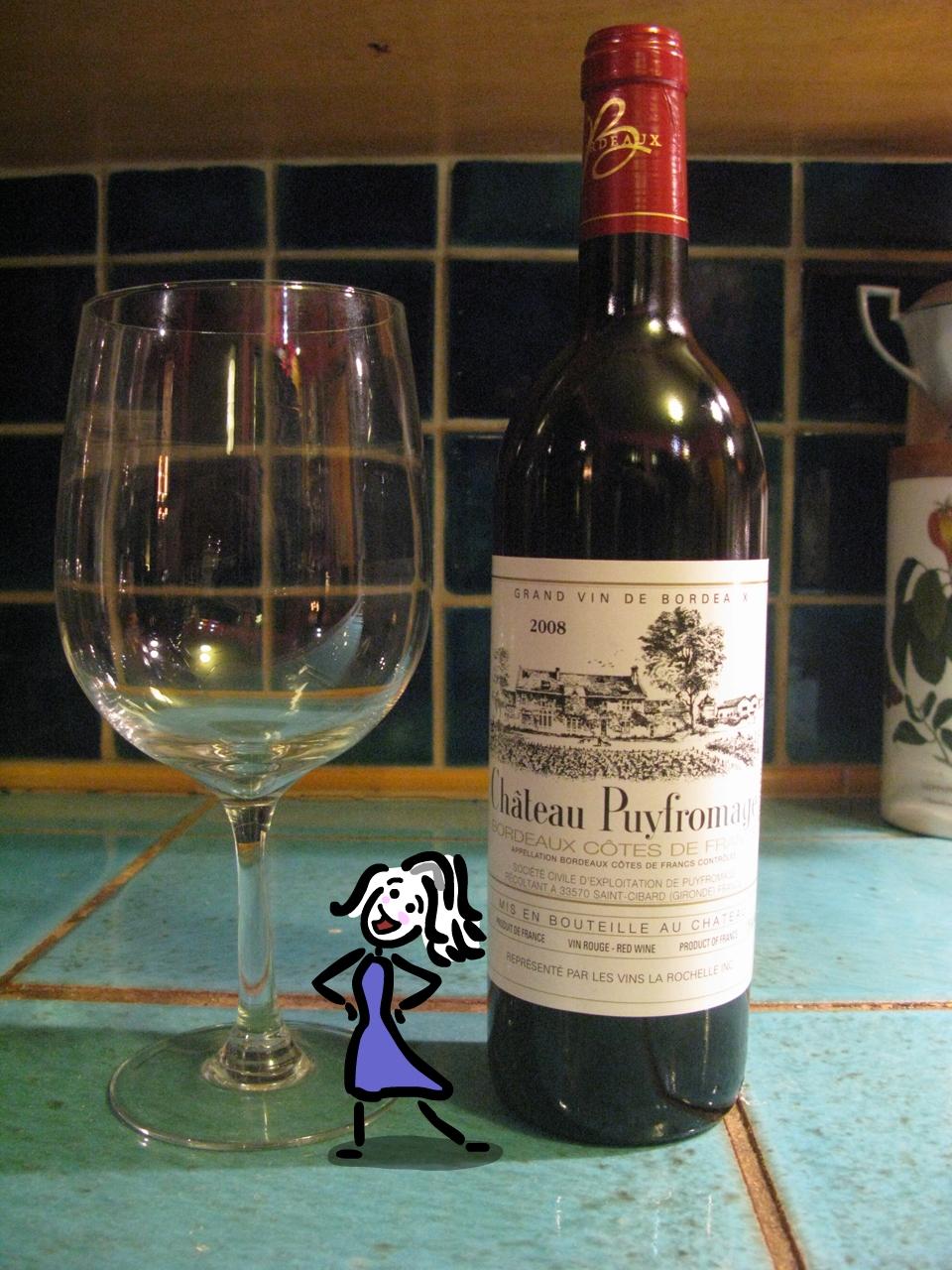 Big ass winery