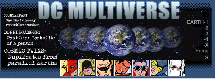 DC Multiverse