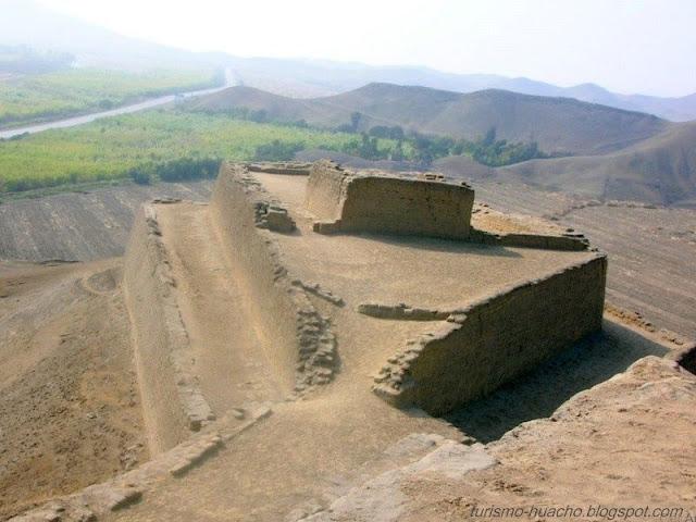 Foto Fortaleza de Paramonga