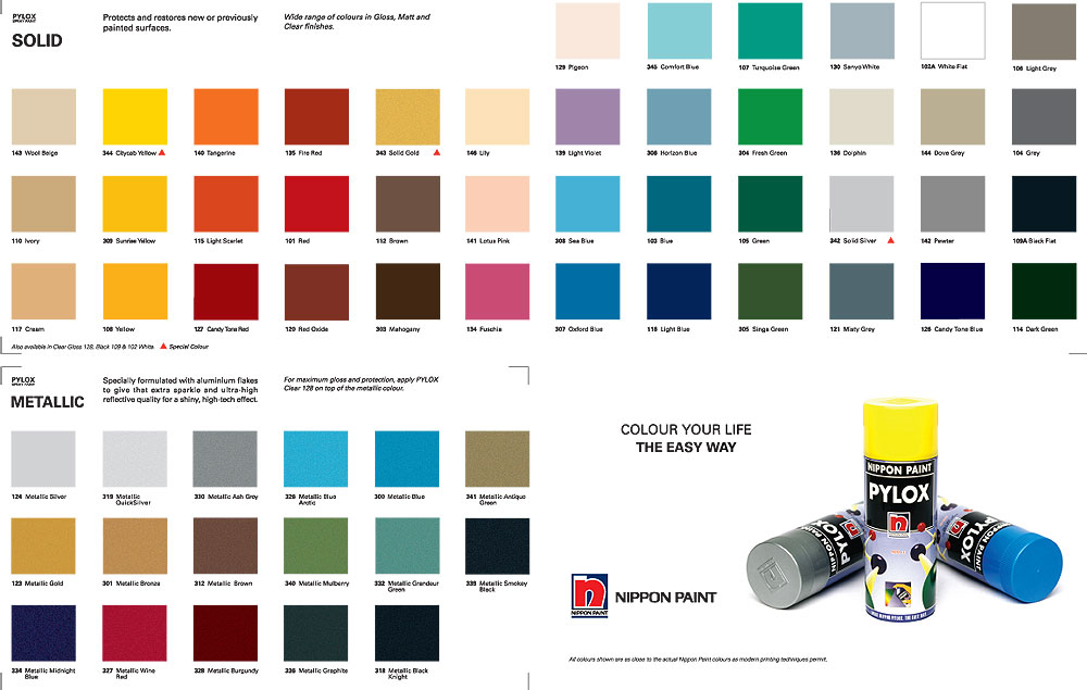 28 nippon paint color - Nippon exterior paint decor ...