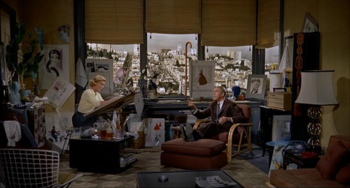 william miller design movie sets i would live in vertigo