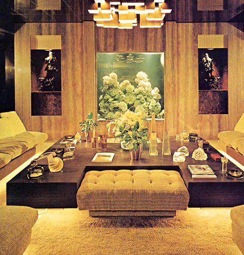 William miller design 1980s interior design for 70 s room design