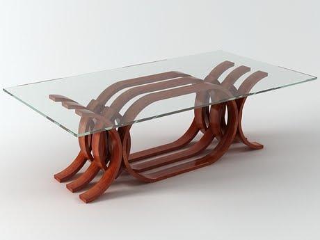 William Miller Design Sun Dining Table And Roberti Igloo