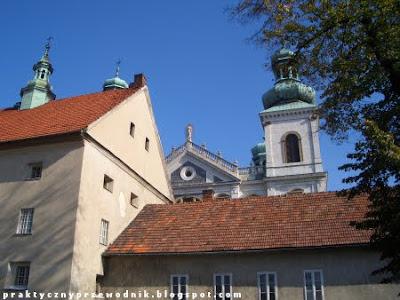 Klasztor Kamedułów na Bielanach Kraków