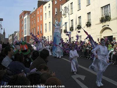 Dzień Świętego Patryka Dublin